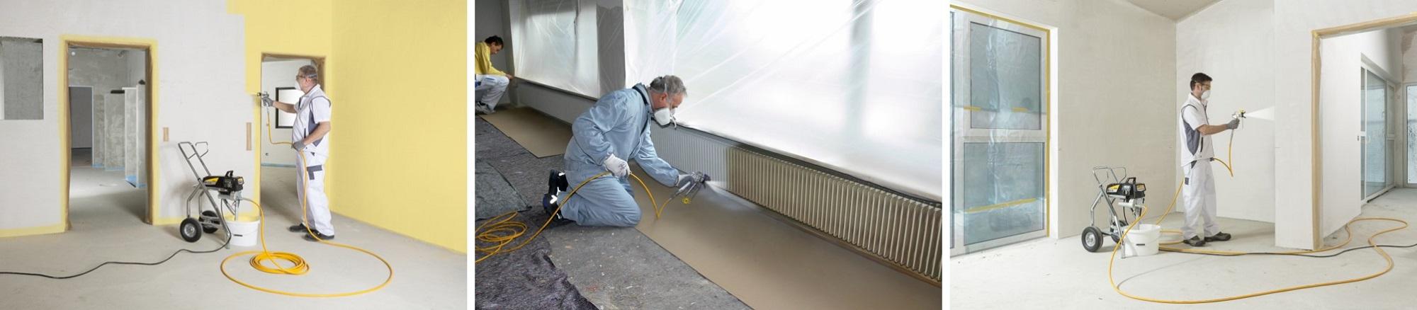 Yorkshire Spray Services Ltd – Wagner ProSpray 3.25
