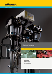 Yorkshire Spray Services Ltd - Wagner Twin Control Brochure