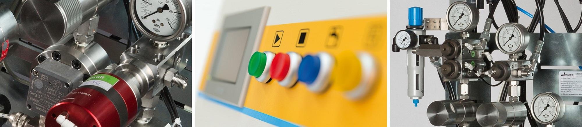 Yorkshire Spray Services Ltd - Wagner FlexControl Smart Detail