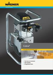 Yorkshire Spray Services Ltd – Wagner Cobra Brochure