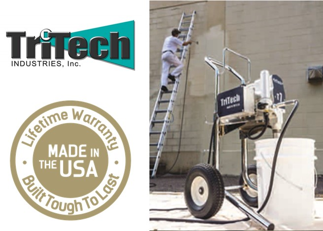 Yorkshire Spray Services Ltd – TriTech T7 Action